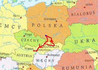 1999 Bratyslawa Wieden Mala Fatra I Slowacki Raj